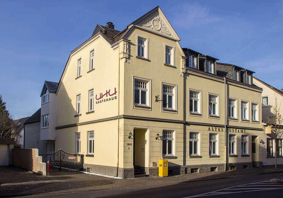 Alte Post - Gästehaus Hotel UHU