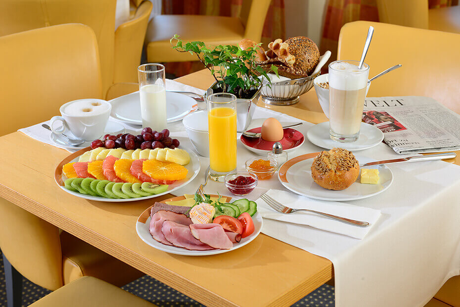 Gesunde Küche Hotel UHU Köln