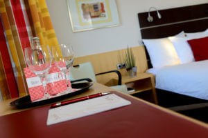 Zimmer Hotel Uhu