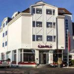 Außenansicht Hotel UHU Köln