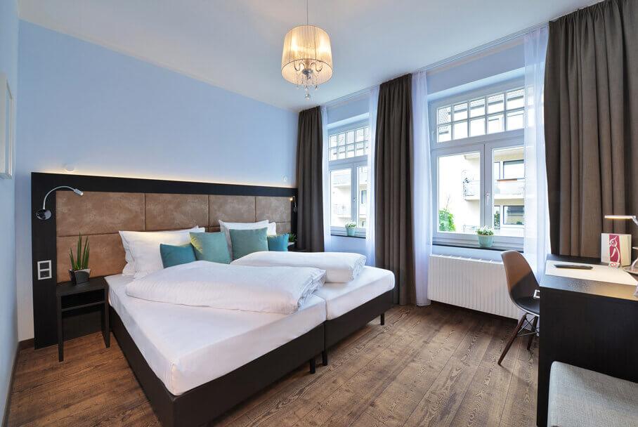 Gästehaus Basic Hotel UHU Köln