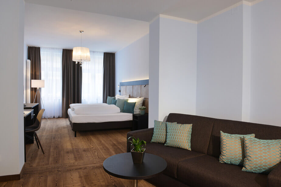 Gästehaus Komfort XL Hotel UHU Köln