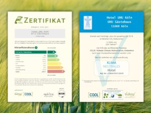 Zertifikat Uhu Köln