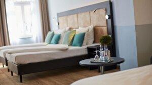 Doppelzimmer Köln Garni Business Gästehaus