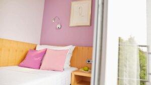 Einzelzimmer Cologne Garni Messehotel Citytrip