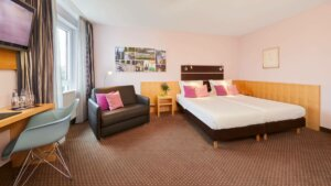 Zimmer Cologne Garni Messehotel Hotel