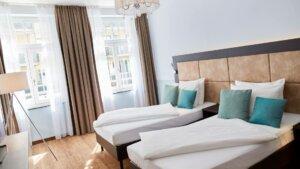 Gästehaus Hotelzimmer Cologne Garni Messehotel