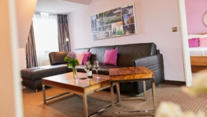 Suite Cologne Citytrip Mediterana Design