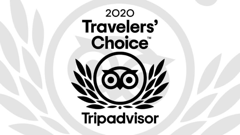 Travelers' Choice Award Hotel UHU