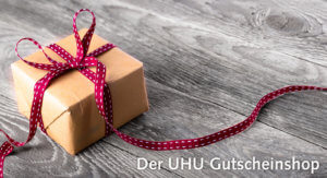 Geschenkgutscheine Hotel UHU Köln Hotelgutschein